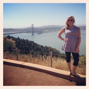 Being a tourist in San Fran